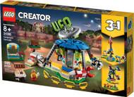 LEGO Creator 3 in 1 Fairground Carousel | Fairdinks