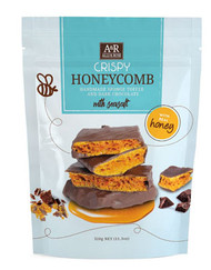 Alli & Rose Dark Choc Honeycomb 320G | Fairdinks
