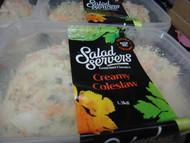 The Salad Servers Creamy Coleslaw 1.3KG | Fairdinks