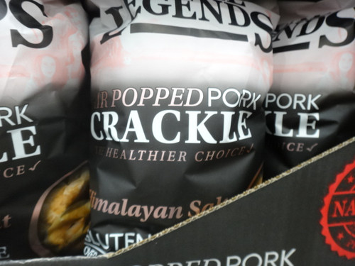 Local Legends Pork Crackle 200G   Fairdinks