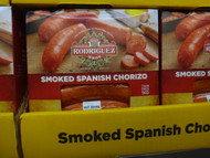 Rodriguez Bros Spanish Chorizo 1KG | Fairdinks