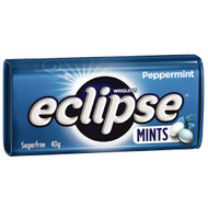 Wrigley's Eclipse Peppermint Mints 12 x 40G | Fairdinks