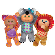 Cabbage Patch Kids Collectible Cuties 3 Pack - Zoo Friends | Fairdinks