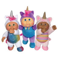 Cabbage Patch Kids Collectible Cuties 3 Pack - Fantasy Friends   Fairdinks