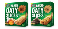 Mother Earth Baked Oaty Slices 36 x 40G | Fairdinks