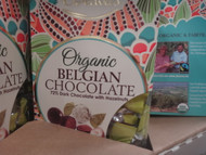 Deavas Organic Belgian Chocolate 400G | Fairdinks