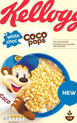 Kellogg's Coco Pops White Choc