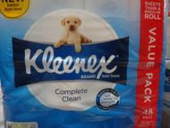 Kleenex Bath Tissue 48-216 Sheets   Fairdinks