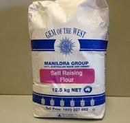 Gem Of The West Self Raising Flour 12.5kg | Fairdinks