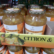 Balance Grow Citron & Ginger Honey Tea 1KG | Fairdinks