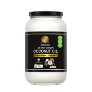 Coco Earth Organic Extra Virgin Coconut Oil 1L | Fairdinks