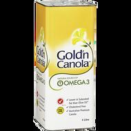 Gold'N Canola Canola Oil 4L | Fairdinks