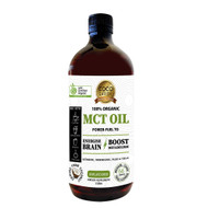 Diet Aids Coco Earth MCT Oil 1 Litre | Fairdinks