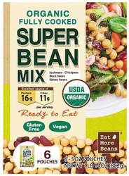 Kibun Organic Super Bean Mix 852G | Fairdinks