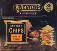 Arnott's Cracker Chips 36 x 18G | Fairdinks