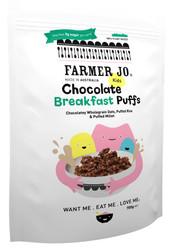 Farmer Jo Chocolate Puffs 700G | Fairdinks