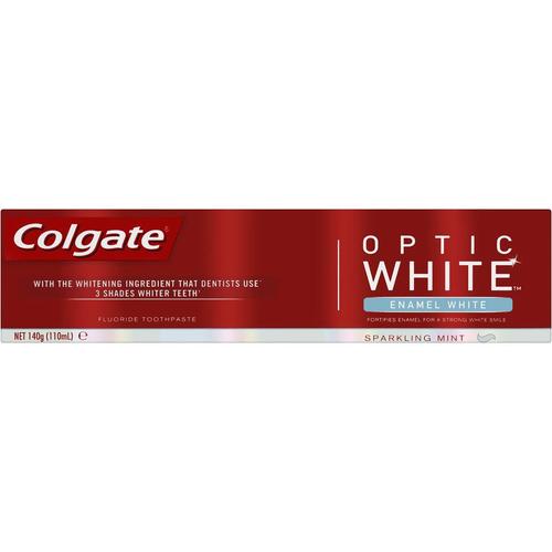 Colgate Optic White Toothpaste 3 x 140G | Fairdinks