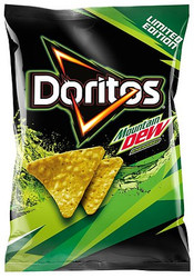 Doritos Mountain Dew 500G   Fairdinks