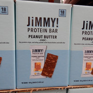 Jimmy! Protein Bar 18 x 58G | Fairdinks