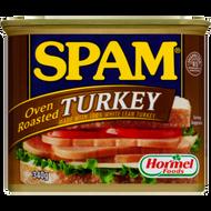 Spam Oven Roasted Turkey 340G | Fairdinks