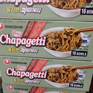 Nongshim Chapagetti Big Bowl 16 x 114G | Fairdinks