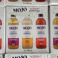 Mojo Organic Activated Kombucha 6 x 330ML | Fairdinks