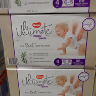 Huggies Ultimate Nappy Pants Size 4 88 Pack | Fairdinks