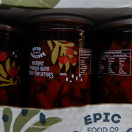Epic Oddisee Food Co Hickory Smoked Semi Dried Tomatoes 900G | Fairdinks
