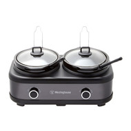 Westinghouse Slow Cooker 2 Pot | Fairdinks