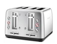 Breville The Toast Control 4 Slice Toaster | Fairdinks
