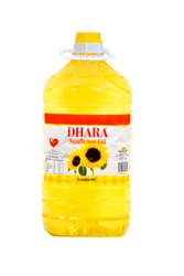 Dhara Sunflower Oil 5L | Fairdinks