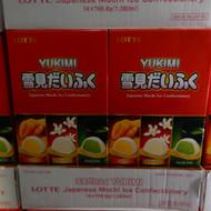 Lotte Yukimi Japanese Mochi Ice Cream 36PC 1.08L | Fairdinks