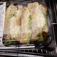 Ham & Egg Sandwich Tray | Fairdinks