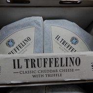 IL Truffelino Truffle Cheddar 400G United Kingdom | Fairdinks
