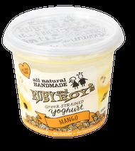 Ruby and Roys Greek Strained Yoghurt 1.2KG - Mango | Fairdinks