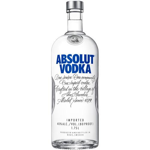 Absolut Vodka 1.75L | Fairdinks