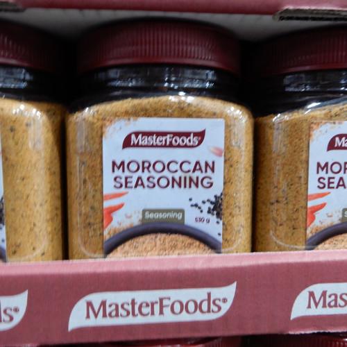 Masterfoods Moroccan Seasoning 530G | Fairdinks