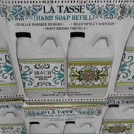 Home & Body La Tasse Hand Soap Refill 2 x 1.89L | Fairdinks