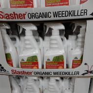 Eco Organic Garden Slasher Weed Killer 750ML RTU +1L Conc | Fairdinks