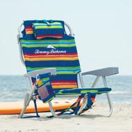 Tommy Bahama Backpack Beach Chair - Stripes | Fairdinks