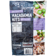 Kirkland Signature Dry Roasted Macadamias Products of Australia 680G | Fairdinks
