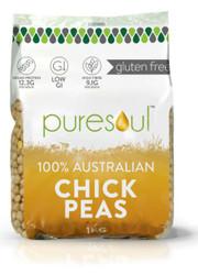 Puresoul Chickpeas 3KG | Fairdinks