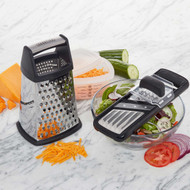Sabatier Box Grater & Mandoline Set | Fairdinks