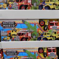 Machine Maker Mega City Service Team 39 Piece Set   Fairdinks
