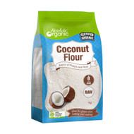 Absolute Organic Coconut Flour 2KG  | Fairdinks
