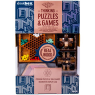 Thinkbox Puzzles and Games 5 Pack | Fairdinks