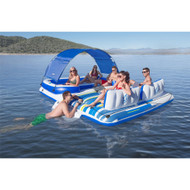 Bestway Float Lounger With Canopy | Fairdinks