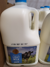 Gold Country Light Milk 3L
