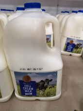Gold Country Full Cream Milk 3L