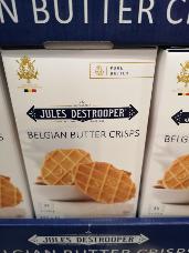 Jules Destropper Belgian Butter Crisps 700g
